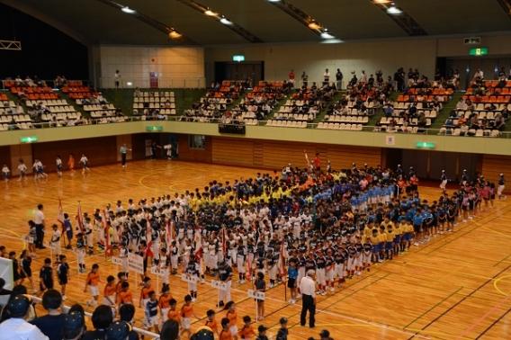 6月24日(土)スポ少県大会初戦突破‼