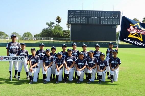 阿波おどりカップ全国学童軟式野球大会2018