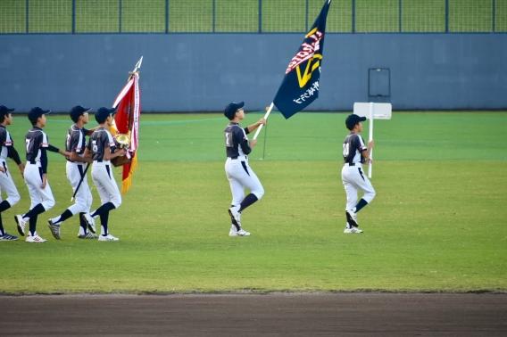 石川歩カップ&NICETV旗争奪少年野球大会